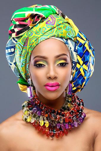 African Makeup Ideas 2.0 screenshots 1