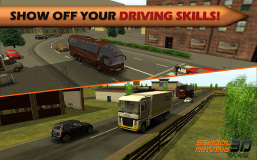 School Driving 3D screenshot 5