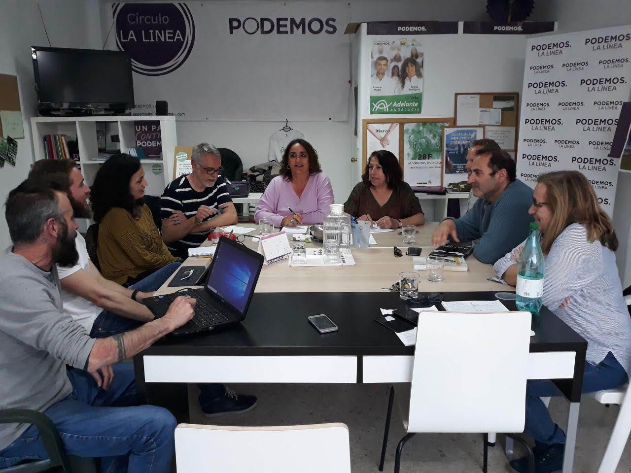 Adelante Andalucía llevará la situación medioambiental del Campo de Gibraltar al Parlamento