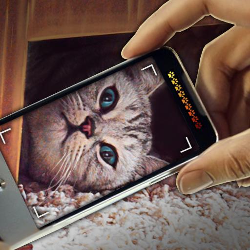 レーダー猫カメラいたずら 模擬 App LOGO-硬是要APP