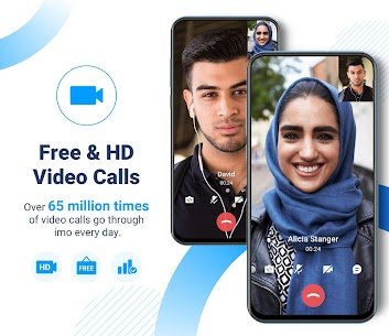 imo Apk free video calls and chat 2