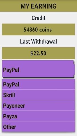 android Real Money Earning Screenshot 5