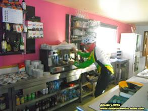 Photo: E sai um cafézinho para começar bem a volta!