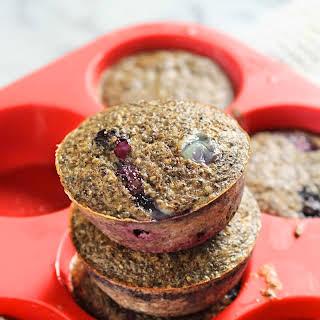 High Protein Breakfast Muffins.