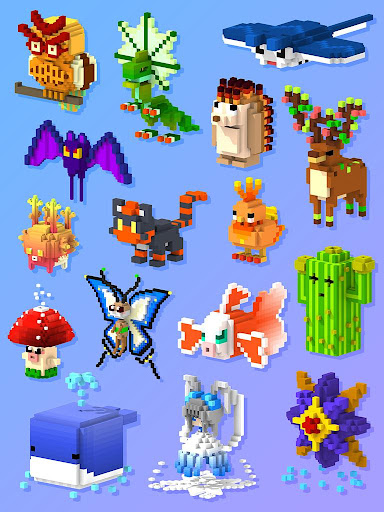 Pixel Monster GO 1.6 Mod screenshots 3