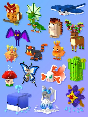 Pixel Monster GO- screenshot thumbnail