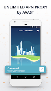 VPN Proxy by Avast SecureLine – Anonymous Security 1