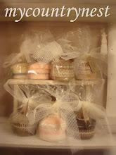 Photo: dolcetti di feltro decorativi , modello esclusivo
