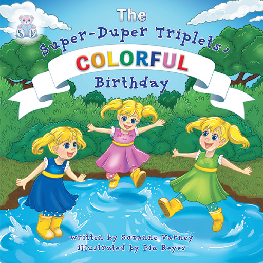 Colorful Birthday cover