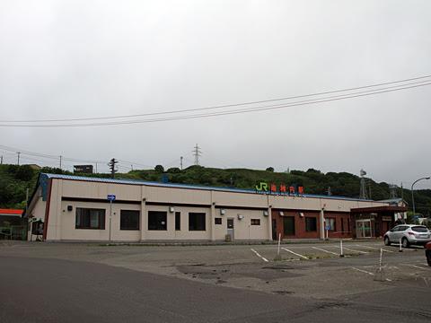 JR南稚内駅