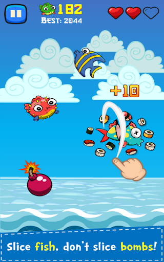 Sushi Ninja 1.23 screenshots 6