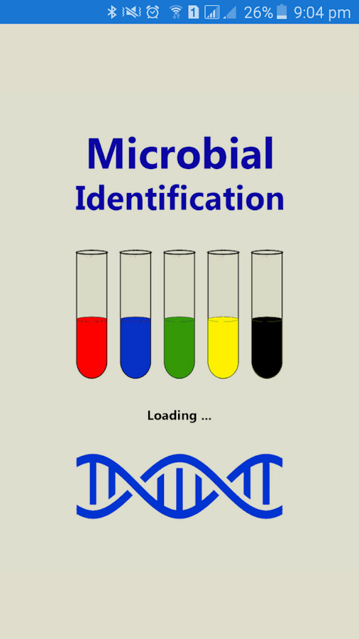 Microbial Identification- screenshot