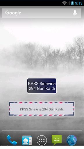2016 KPSS Güncel Bilgiler