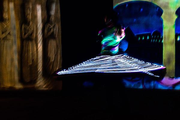 TANNOURA DANCE di pampurio