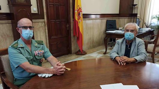 La Legión comunica a las autoridades la anulación de La Desértica 2020