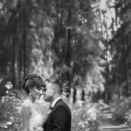 Wedding photographer Evgeniy Kudryavcev (EKudryavtsev). Photo of 27.07.2016