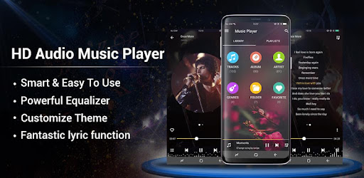 Music Player & Audio player for all songs format, have volume boost, equalizer?