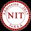 NIT - JoSAA Admission 2017 icon