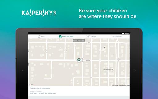 Parental Control & Kids GPS: Kaspersky SafeKids screenshot 8