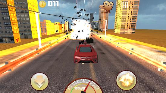 Combat-Traffic-Race-Hero
