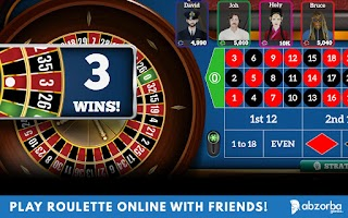 Screenshot of Roulette Live