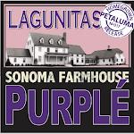 Lagunitas Sonoma Farmhouse Purplé