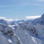 Titlis Engelberg in Engelberg, Obwalden, Switzerland