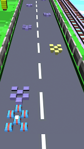 Retro Racing 3D screenshot 11