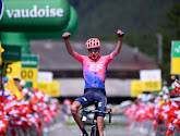 Hugh Carthy laat zich gelden in deze Vuelta