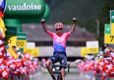 """Zorgt 26-jarige Brit voor verrassing in de Vuelta? """"Ik blijf rustig, maar ik voel mij goed"""""""