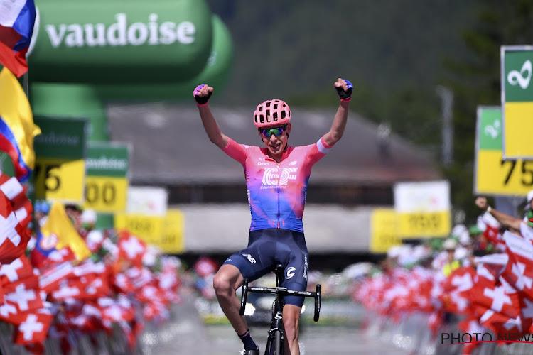Waanzinnige solo levert Brit slotrit in Zwitserland op, Bernal topfavoriet voor de Tour - sterke Belg vierde in eindklassement