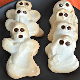 Ghost Meringues Recipe