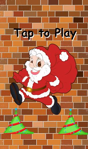 サンタがクリスマスギフトをゲット
