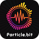 Particle.bit - Music bit Video Maker APK