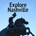 Explore Nashville — Narrated Walking Tour icon