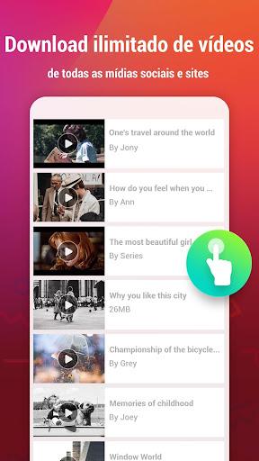 Foto do Baixador de Vídeos-Baixar de vídeo,jogador offline