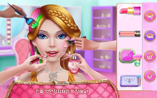 리치 걸 쇼핑몰 - 쇼핑 게임 screenshot
