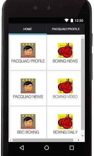 Manny Pacquiao App