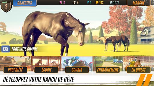 Rival Stars Horse Racing  captures d'écran 1