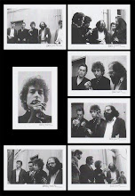 Photo: Pure Dylan set of 7 fold out greeting cards w/Bob Dylan, comes with envelope inside blank Copyright 1965, 2015 Dale Smith