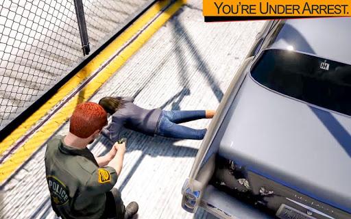 Code Triche Border Police Sim APK MOD screenshots 1