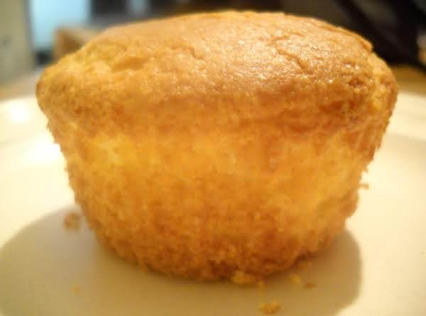 Old Fashioned Sweet Corn Muffins