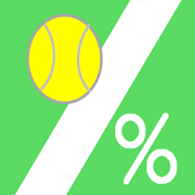 Tennis Serve Probability‏ APK
