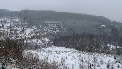 Photo: Trois-Ponts sous la neige