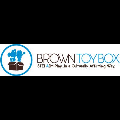 Brown Toy Box