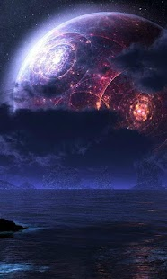 Tapeta Planety - náhled