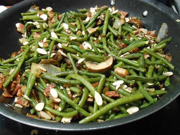 Fresh Green Beans Recipe