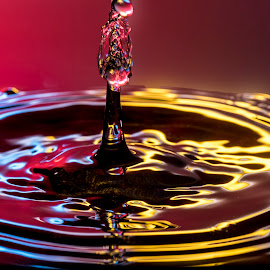 by Nirmal Kumar - Abstract Water Drops & Splashes