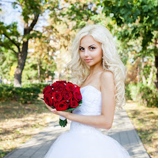 Wedding photographer Yana Skuridina (YaninaSkuridina). Photo of 08.10.2015