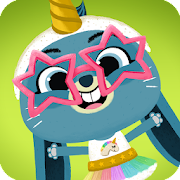App Icon for WoodieHoo Dress Up: Animal Fun App in United States Google Play Store